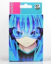 54pcs set Hatsune Miku Anime Poker toys Free Shipping