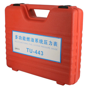 Image 5 - TU 443 Deluxe Manometer Fuel Injection Pressure Tester Gauge Kit system 0 140 psi free shipping