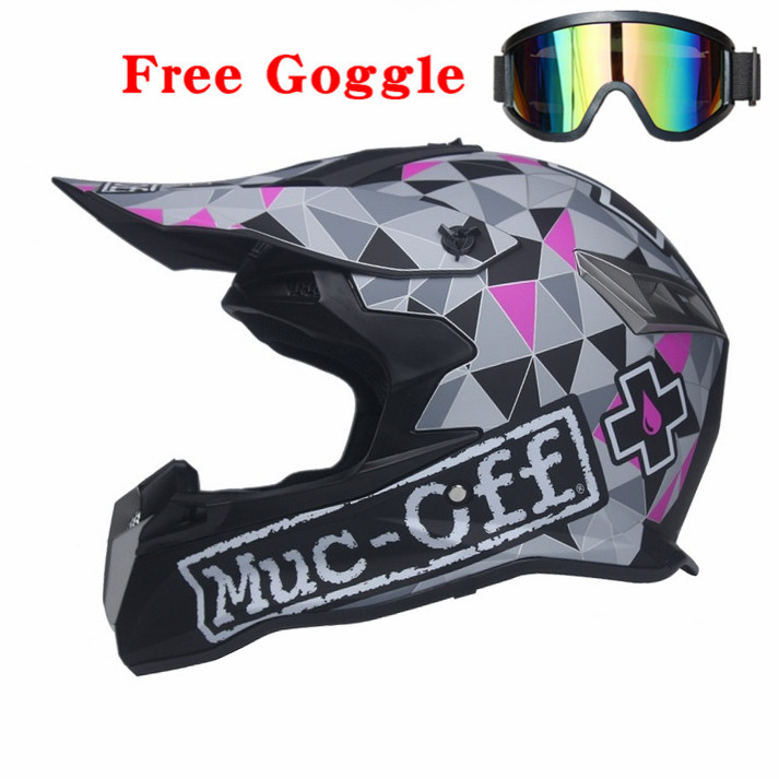 off road Helmet Safe Full Face Classic bicycle MTB DH racing helmet motocross downhill bike helmet