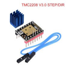 BIQU BIGTREETECH TMC2208 V3.0 STEP/DIR MKS Stepper Motor StepStick Mute Driver for Ramps 1.4 SKR V1.1 3D Printer control board biqu 3d printer control motherboard biqu base v1 0 compatible mega2560