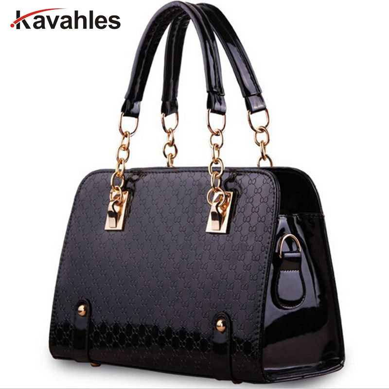 2017 fashion women handbag shoulder Tote vintage messenger bag NEW PU leather handbags  Bags Bolsas  Femininas  F40-665