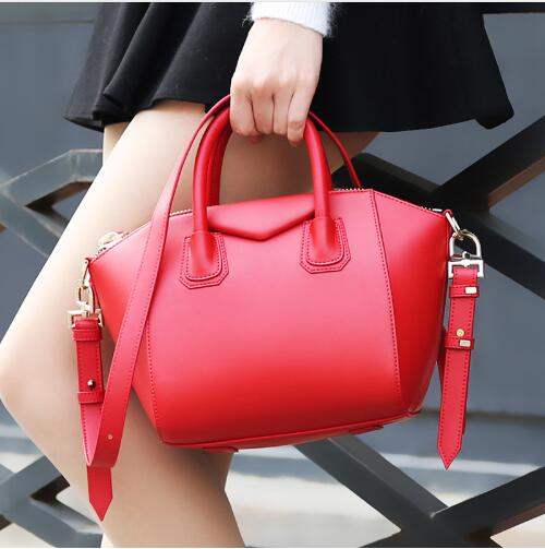 Vintage Genuine Leather Luxury Handbag Women Shoulder Bags Brand Designer Retro Cowhide Female Trapeze Bag Bolsas Femininas sales zooler brand genuine leather bag shoulder bags handbag luxury top women bag trapeze 2018 new bolsa feminina b115