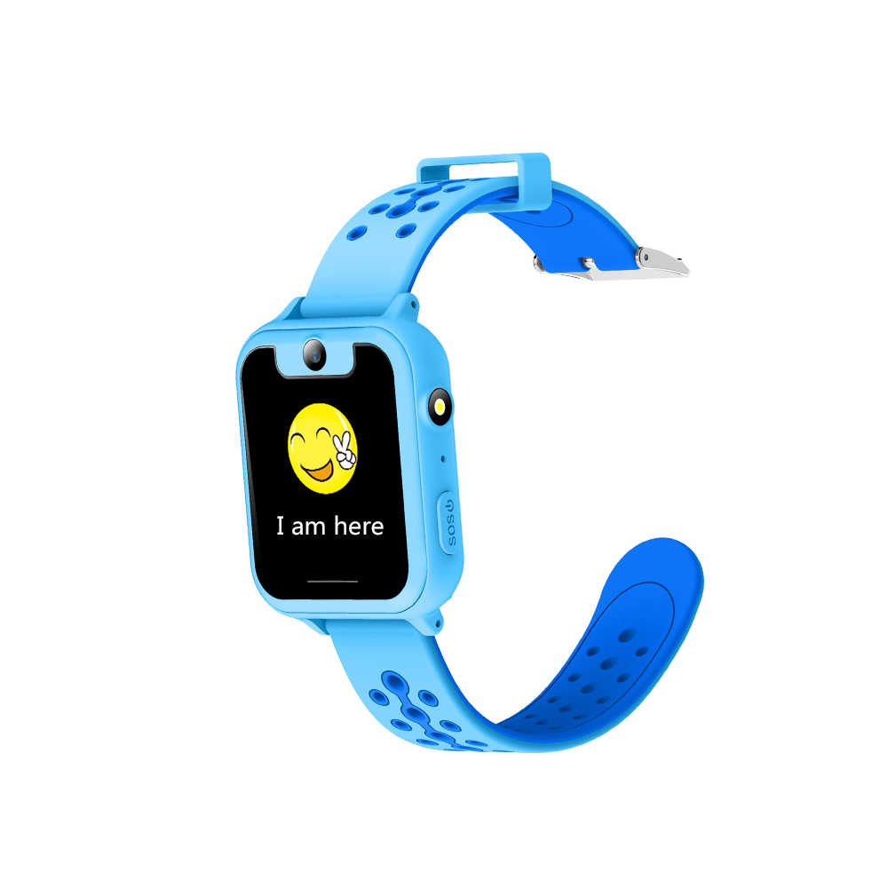 Kids watch Smart GPS tracker watches camera MTK2503 GPS LBS SOS Call back SIM Location Device Flashlight Children watches Q6S