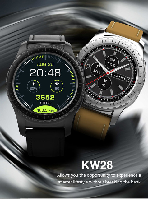 696 KingWear KW28 Smart Watch 1