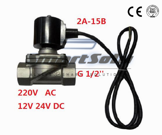 Free shipping1/2DN15 Port Under Water Electric Solenoid Valve Stainless steel SS304 Waterproof Coil Music Fountain Valve,DC12VFree shipping1/2DN15 Port Under Water Electric Solenoid Valve Stainless steel SS304 Waterproof Coil Music Fountain Valve,DC12V