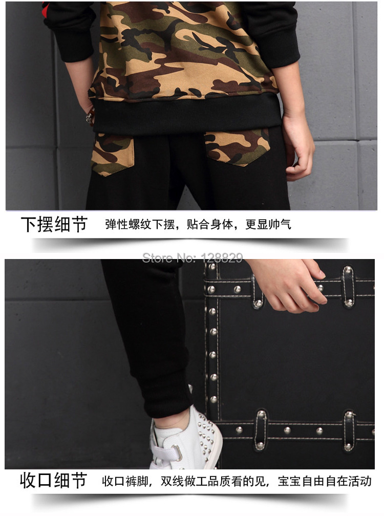 Boys Clothing Sets (7)