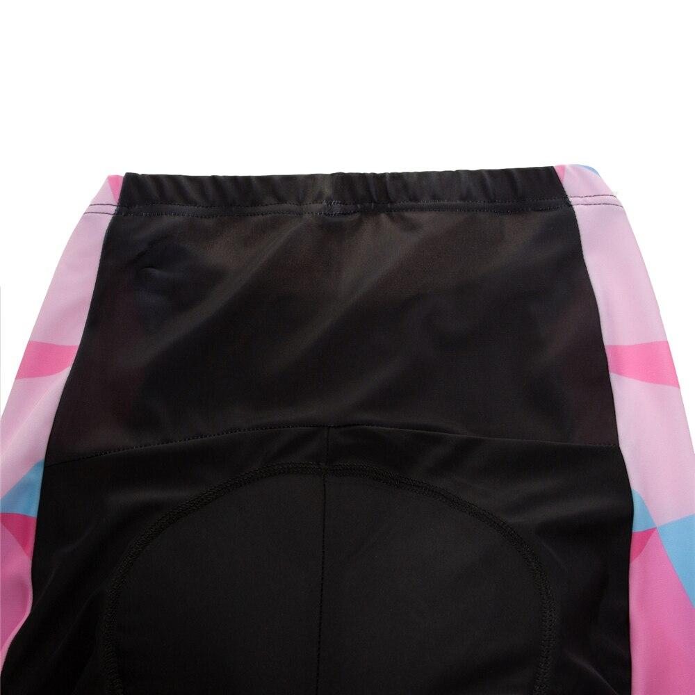 Шорты для велосипедистов MTB Женская профессиональная одежда для велоспорта Женская Спортивная одежда для спорта на открытом воздухе дышащие велосипедные шорты с вкладышами гель