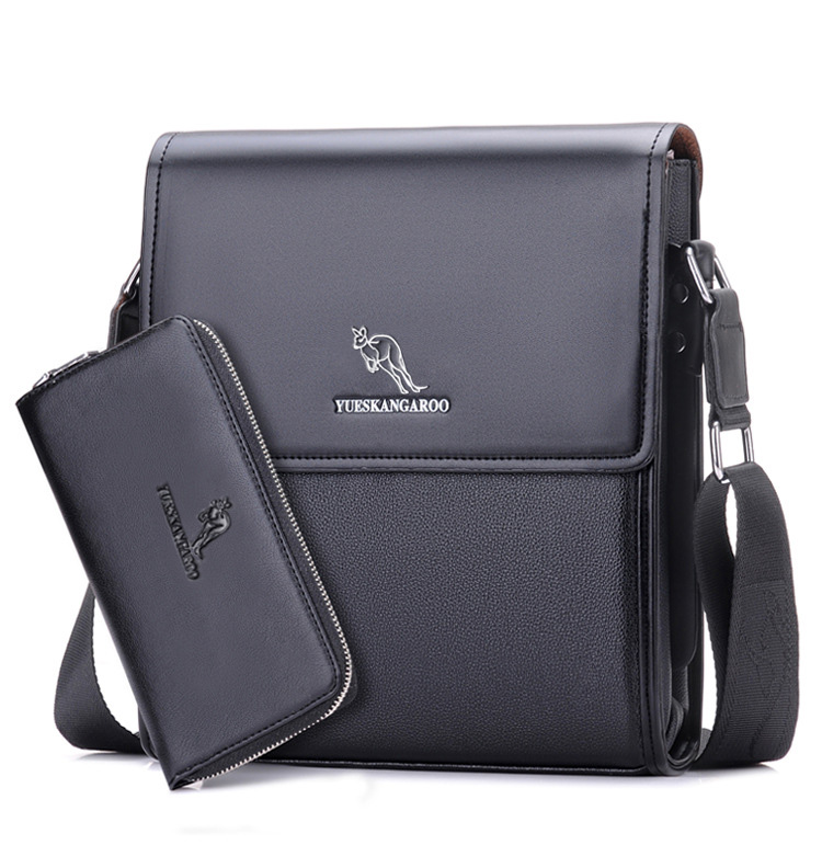 2017 Luxury Brand Men s Bags Office Business Briefcase Male ... 158d2242c5075