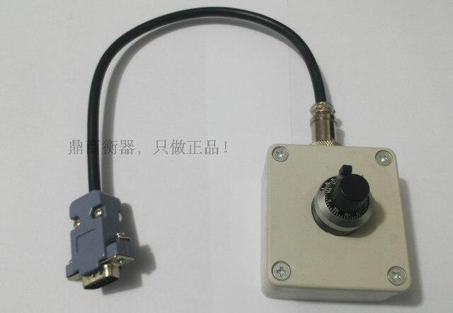 Бесплатная доставка сигнала симулятор симулятор Loadometer дисплей Взвешивания электронные весы Loadometer Весом датчик симулятор
