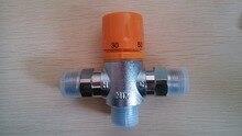 G1/2 DN15 Латунь регулируемый термостатический Смесительный клапан