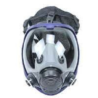 Brand Gas Mask Full Face Chemical Mask Acid Paint Dust Respirator Spray Silicone Filter Toxic Air Work Safety Mask Industrial