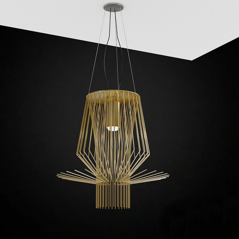 Foscarini Allegretto Assai suspension lamp LIGHT PENDANT LAMP ALUMINUM E27*2 BULBS DINING ROOM RESTAURANT COFFE BAR LIGHTING