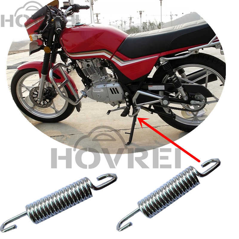 1PCS motorcycle GN125 GS125 side support spring brake spring for Suzuki 125cc GN GS125