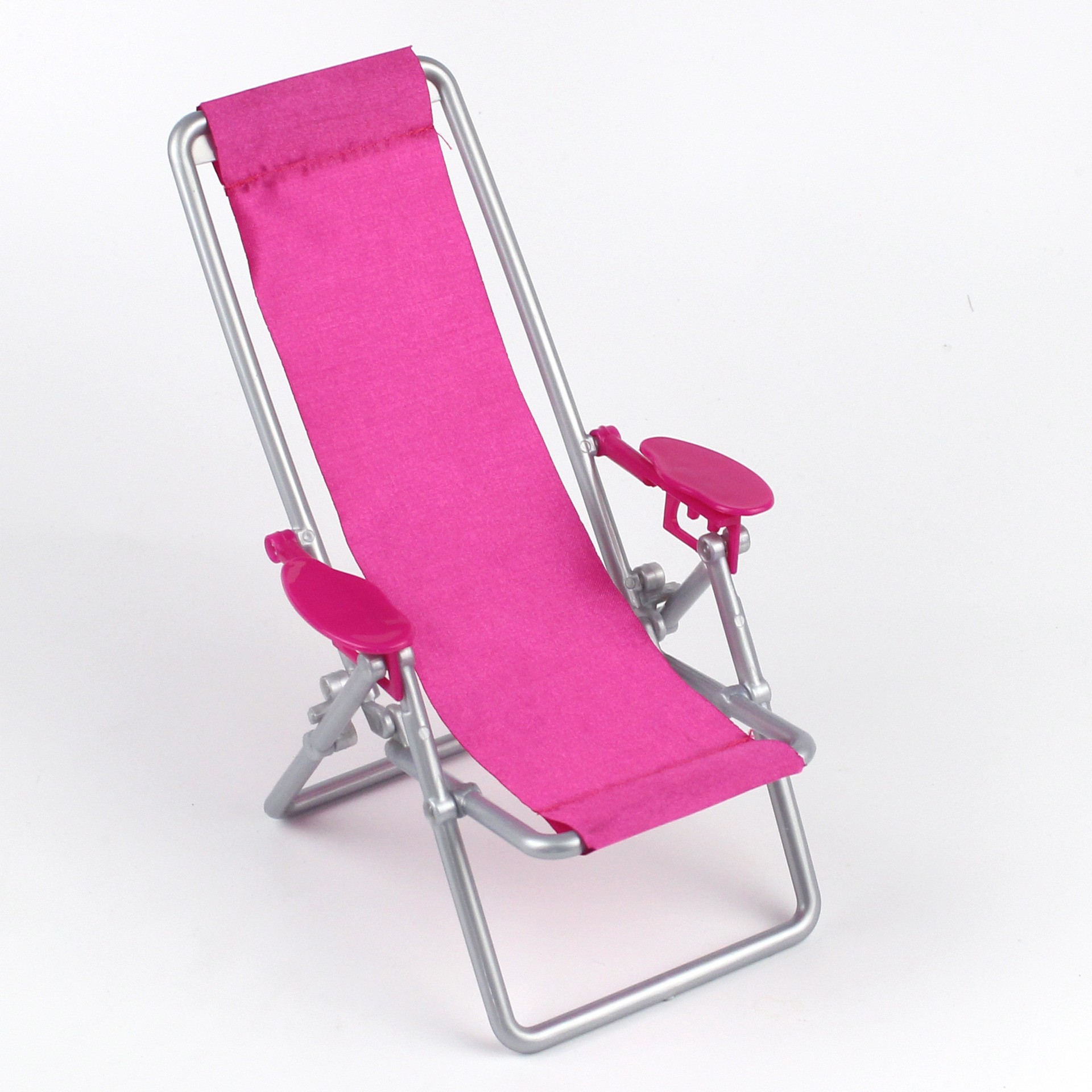 Pink Beach Chair Massage Gaming High Quality Infant Baby Doll Toy Foldable