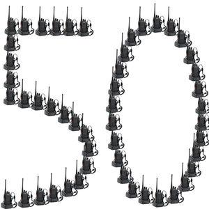 Image 1 - 100 個 × baofeng BF 888S UHF 400 470 MHz 5 ワット CTCSS デュアルバンド双方向ハムラジオトランシーバートランシーバー bf888s 1500 3000mah のバッテリー