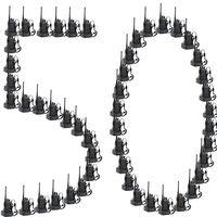 baofeng bf 888s 100pcs x Baofeng BF-888S UHF 400-470MHz 5W CTCSS Dual-Band דו כיוונית משדר Talkie Walkie רדיו Ham bf888s 1500mAh סוללה (1)