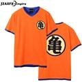Dragon ball рубашка мужская Мода Косплей футболка С Коротким рукавом Dragon Ball Футболки camiseta dragon ball человек случайный топ тройники