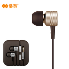 YOU FIRST Metal Earphone Earpods Piston 2 Classic Supoer Bass Earphone with Mic for iphone Xiaomi LG HT Phone Android iOS System