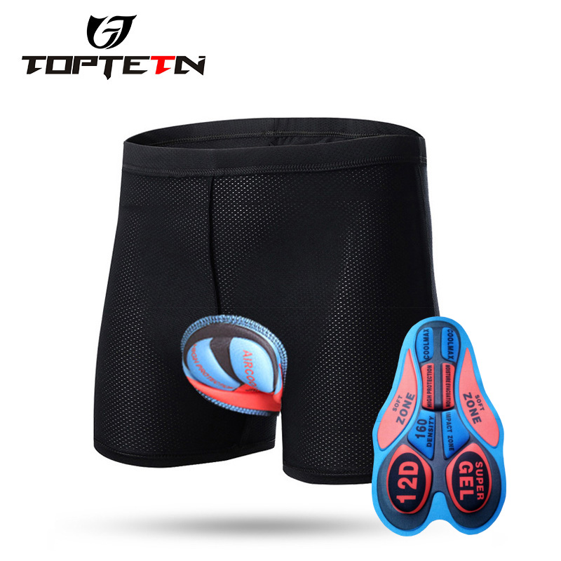 2018 High Quality Pad Moto Shorts Bicycle Cycling Underwear Silicon Gel 3D Padded Bike Short Pants Cycling Shorts