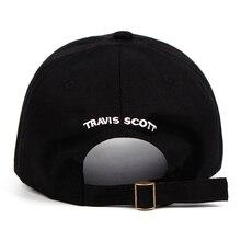 Travis Scott Concert TOUR 100% Cotton ASTROWORLD Baseball Caps Unisex TOUR Astro