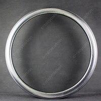 Гольф ямочка Aero дороги углерода диски Tubular/довод/бескамерные 45/50/58/80 мм колеса специальные площадь поверхности тормозов