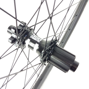 Image 5 - 1400 г 29er MTB XC 34 мм бескамерные BOOST колеса 30 мм Глубокий прямой тяга микро сплайн углеродная колесная 15X110 12X148 11s 12s UD матовая