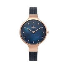 Наручные часы Obaku V173LXVLML женские кварцевые на браслете