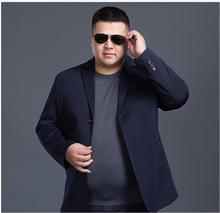 New arrival super large Men Young fashion Suit Jacket Single Breasted Casual Men Blazer high quality plus size L XL-6XL 7XL 8XL