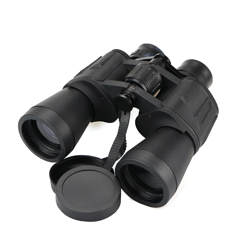 7x50 Powerful High Definition Binoculars with Durable Portable and Fully Coated Lens for Birding Watching Camping