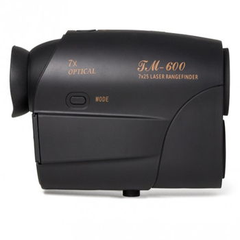 600M Laser Rangefinder with 7X Magnification Used as Measurement Device for Golf/Construction/Survey