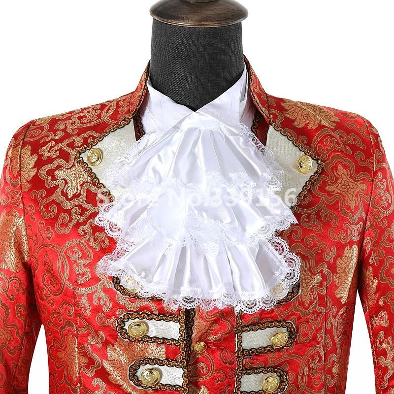 Siècle 18e Costume Pantalon Du Datant Colonial veste Motifs Broderie Vêtements Hommes Gilet Hamilton Picture Floral As Gilet De dXqIB0Xxw