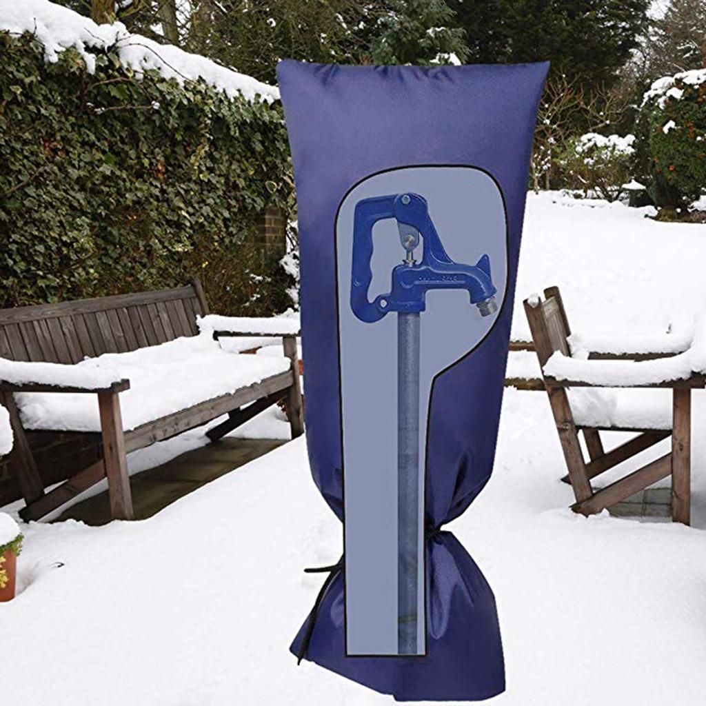 Наружный садовый смеситель, крышка, кран, защита от замораживания, наружный кран, защита от мороза, для косплея, фотосессии,, горячая распродажа, Feb16 P30