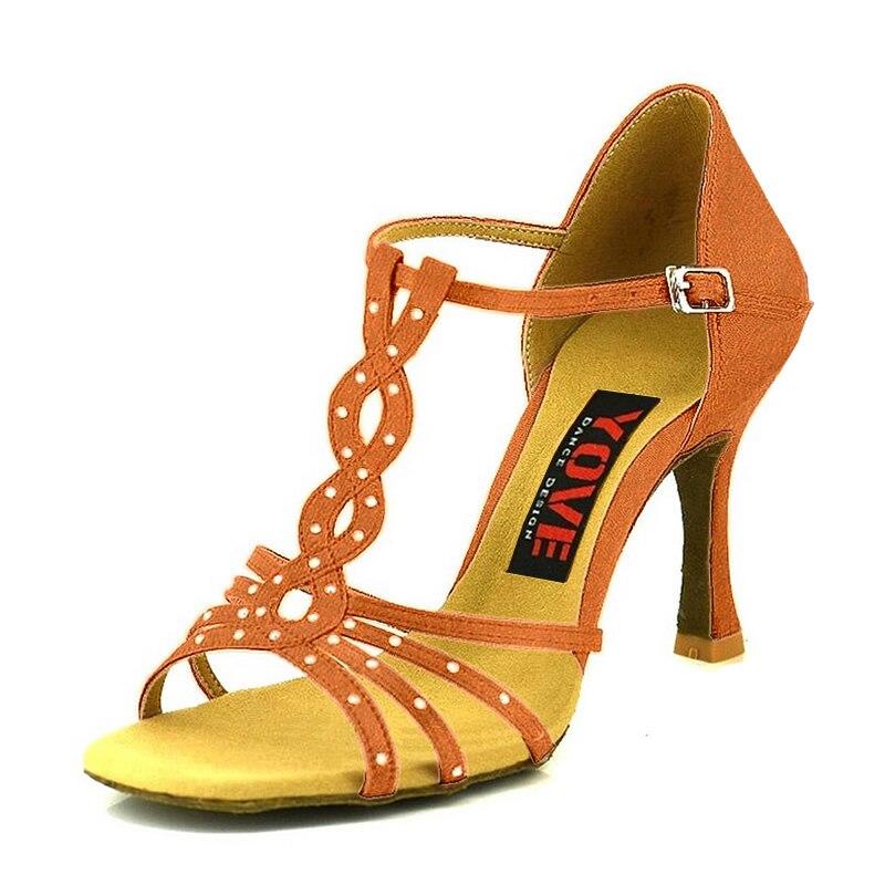 Zapatos de baile YOVE Style LD-3021-1 Zapatos de baile para mujer - Zapatillas - foto 4