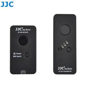 Image 2 - JJC камера беспроводной пульт дистанционного управления для Canon EOS 850D 5D 6D 50D 1Ds Mark III 6DMark II 5DMark IV замена Canon RS 60E3 RS 80N3