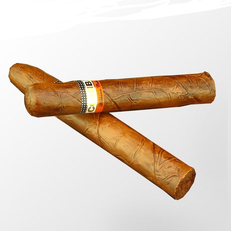 COHIBA Resin Simulation Cigarettes,Fake Cigar Cigarettes,Cuban Cigars Cigar Props,Cigar Model DH-1002