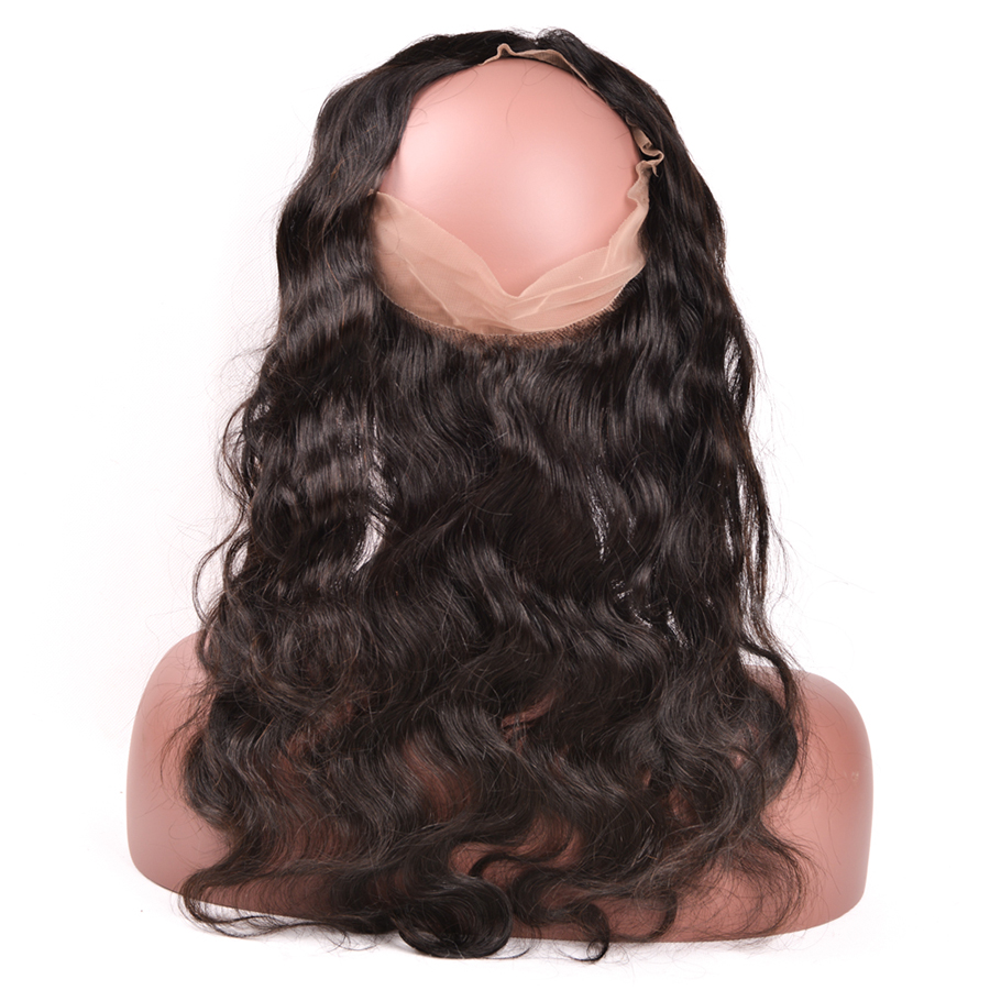 Дивовижна дівчина бразильський - Людське волосся (чорне) - фото 2