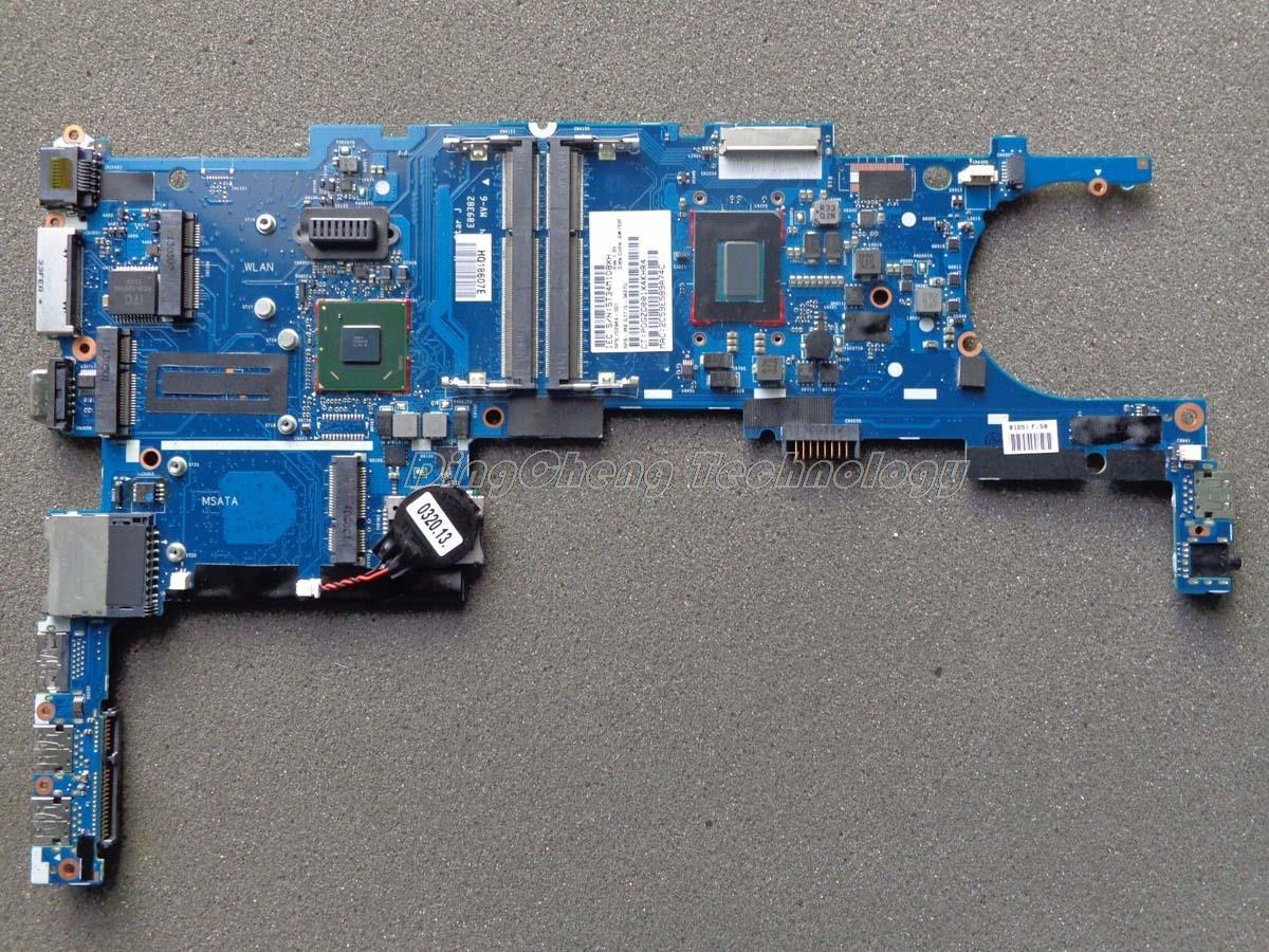 SHELI laptop Motherboard For hp 9470M 702849-001 i5-3427U DDR3 integrated graphics card 100% fully tested