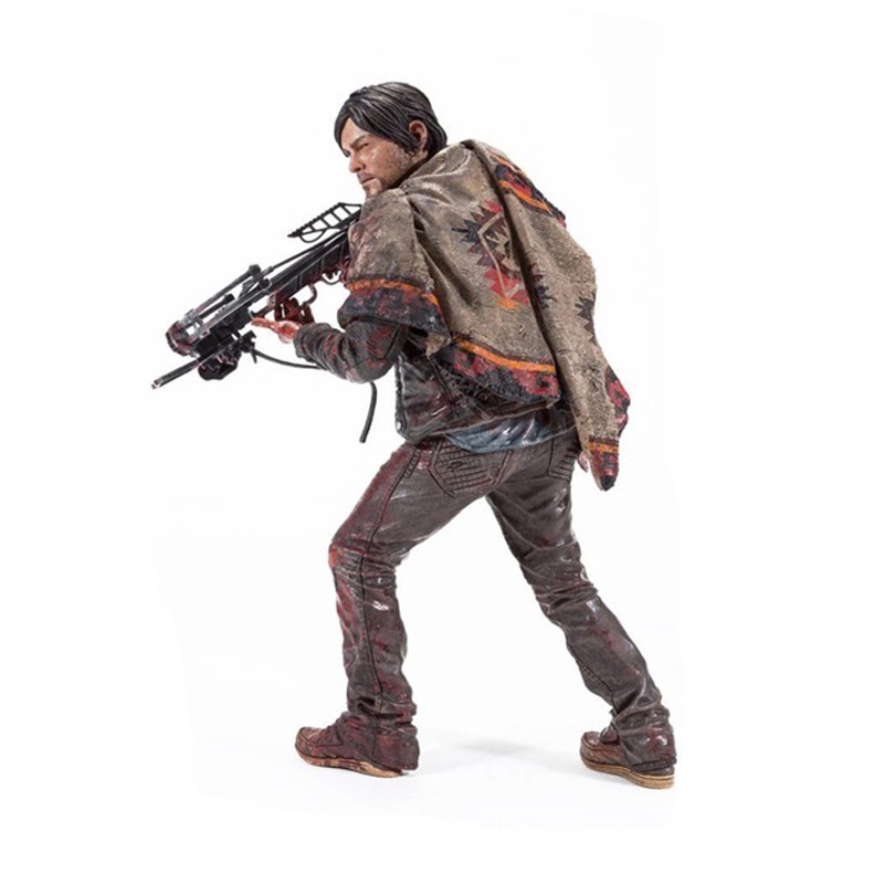 The Walking Dead 10inch 25cm Daryl Dixon Action & Toy Figures One Piece Action Figure for best Christmas/birthday giftThe Walking Dead 10inch 25cm Daryl Dixon Action & Toy Figures One Piece Action Figure for best Christmas/birthday gift