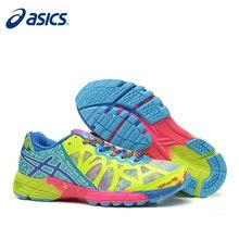 941889fbf Nuevo oficial Asics Gel-Noosa TRI9 Mujer Zapatos transpirables estable correr  zapatos al aire libre zapatos de tenis clásico env.