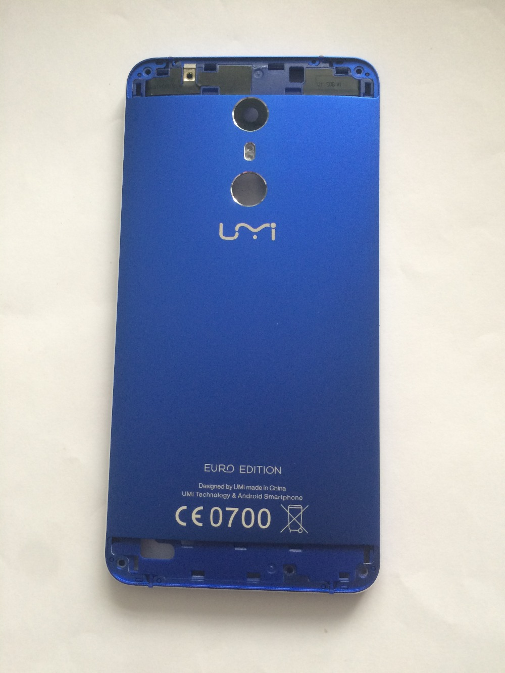 used umi Super Battery cover back shell + camera glass repair replacement accessories for Umi Super Free shipping