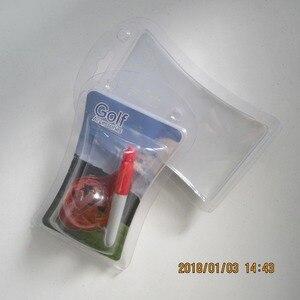 Image 4 - Бесплатная доставка упакованы мяч для гольфа лайнер и ручки Фабрика Горячая продажа мяч для гольфа лайнер и идентификатор маркер