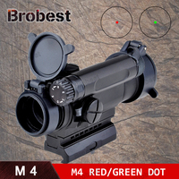 Red Dot Sight Optics Scope Tactical M4 Riflescope For hunting shooting AO3032