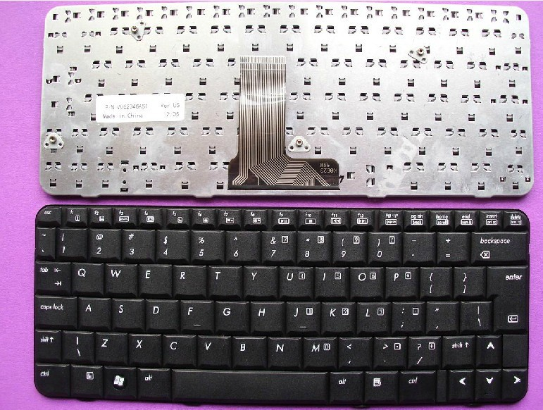 SSEA US New Keyboard For HP Pavilion TX1000 TX1100 <font><b>TX1200</b></font> TX1300 TX1400 TX2000 TX1 TX2 image