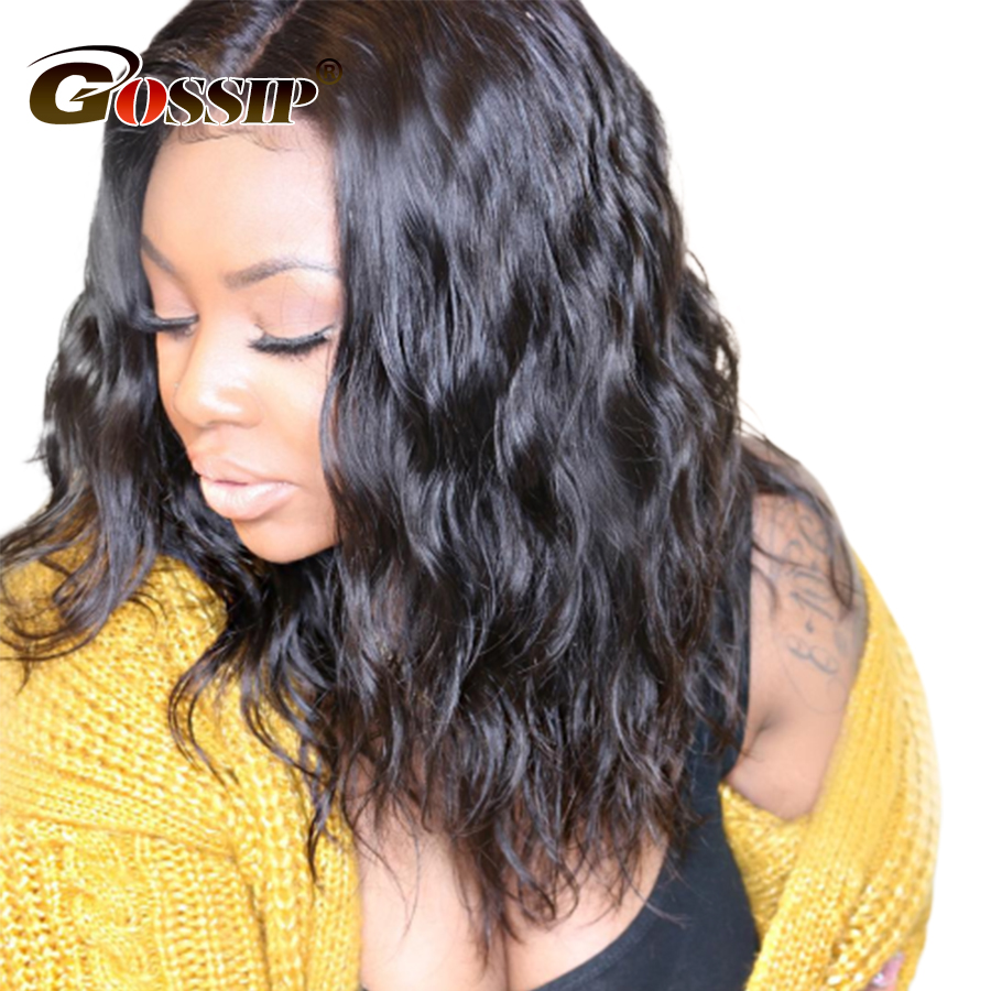 Curly Human Hair Wig Bob Lace Front Wig Short Human Hair Wigs For Black Women Remy