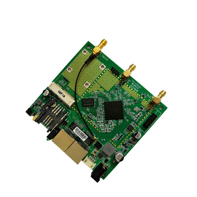 OEM/ODM qualité AR9344 DDR2 64 MB 3G 4G Wifi carte sans fil/PCBA ordinateur fil connecteur rj45 - 4