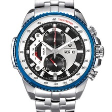 Original Brand PAGANI DESIGN Watches Men Dive Full Steel Quartz Watch Sport Military Wristwatch relogio masculino 2016 Clock Men