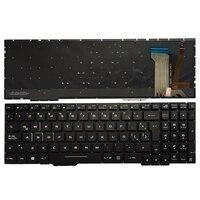 Latin Laptop Keyboard For ASUS GL553 GL553V GL553VW ZX553VD ZX53V ZX73 FX553VD FX53VD FX753VD FZ53V LA keyboard with backlit