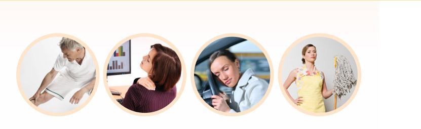 B1246 New car home massager pillow neck pain relief massager cushion (27)