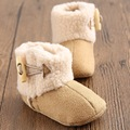 hot fashion warm baby winter boots girl soft sole infant baby shoes first walkers 0-1 years old toddler shoes girls prewalkers