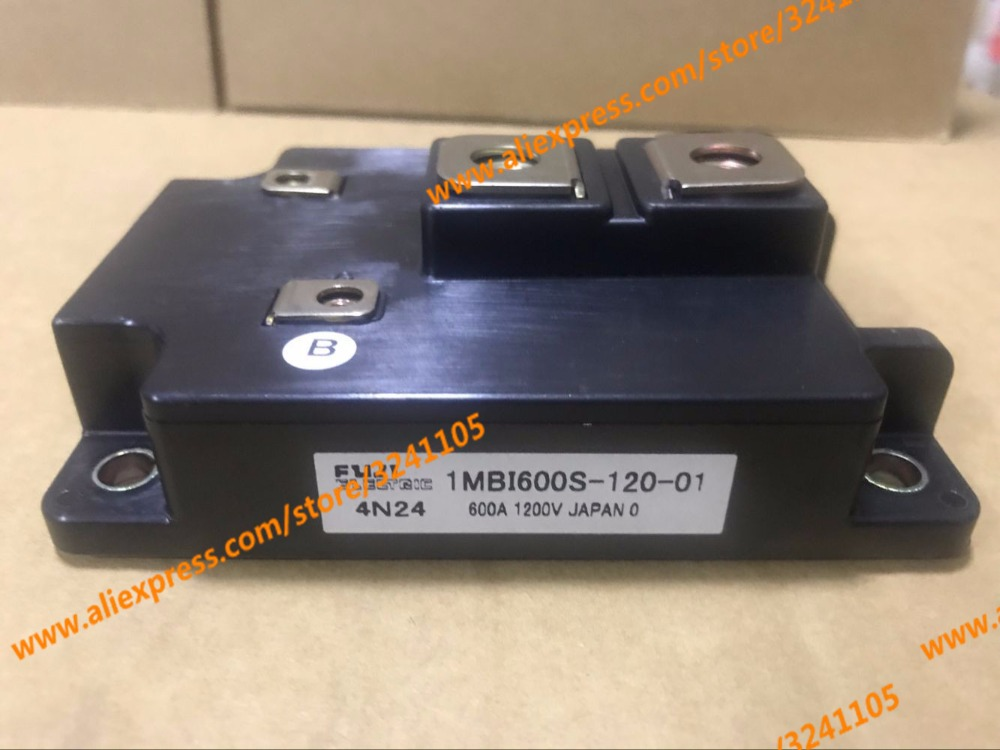 Free shipping NEW 1MBI600S-120-01 MODULE